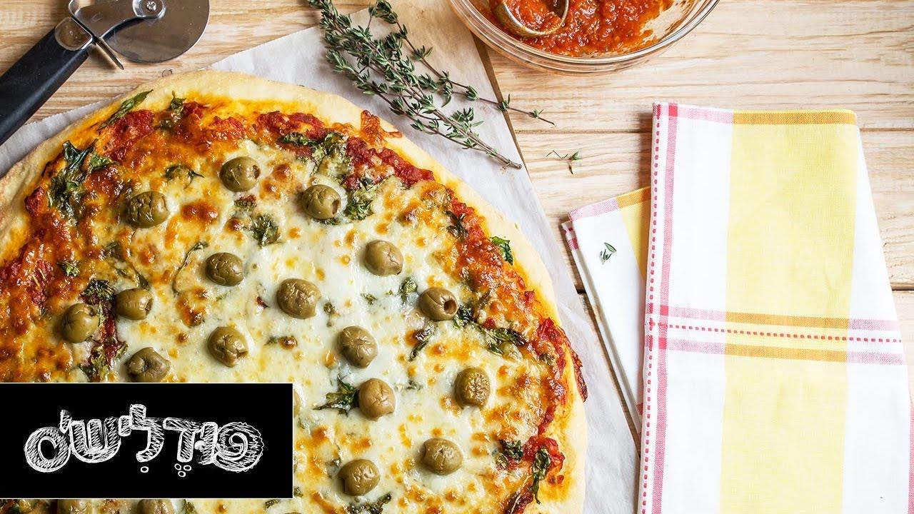פיצה משפחתית משגעת