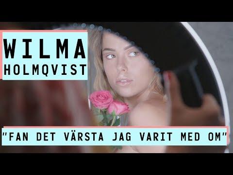 Wilma Holmqvist 'fan det värsta jag varit med om'