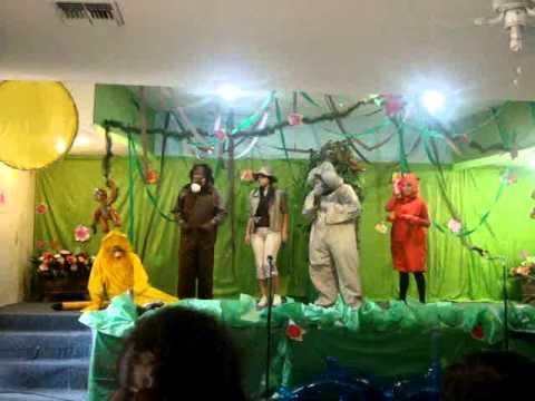 El dia del nino cristiano youtube for Decoracion puertas dia del nino