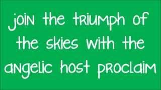 Cimorelli Hark! The herald angels sing (studio) [lyrics]