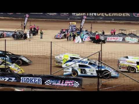 2018 Gateway Dirt Nationals Saturday night, Open Wheel Modified Main Event, $10,000 To Win, 30 Lap
