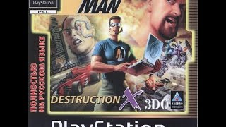 Action Man: Destruction X (Action Man 2: Destruction X) [Rus Text] [FireCross]