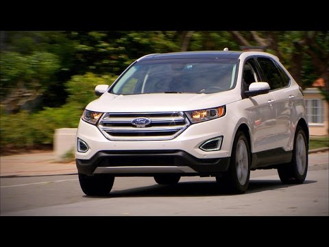 CNET On Cars - 2015 Ford Edge Titanium, Ep. 70