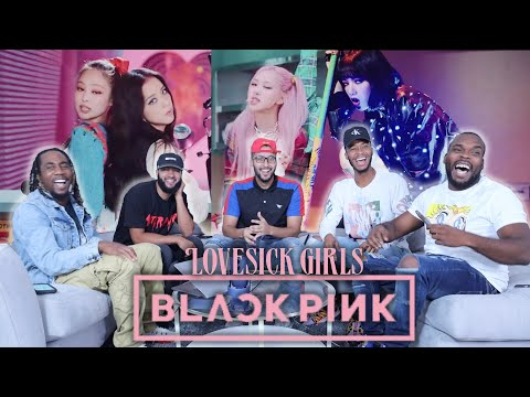BLACKPINK – 'Lovesick Girls' M/V REACTION/REVIEW