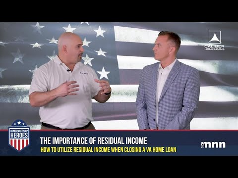 Importance of Residual Income