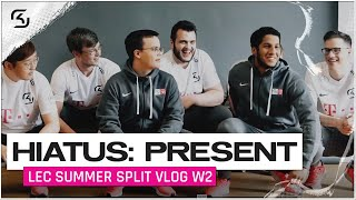 HIATUS: PRESENT. | SK GAMING LEC VLOG | EPISODE 2 | 2020 Summer