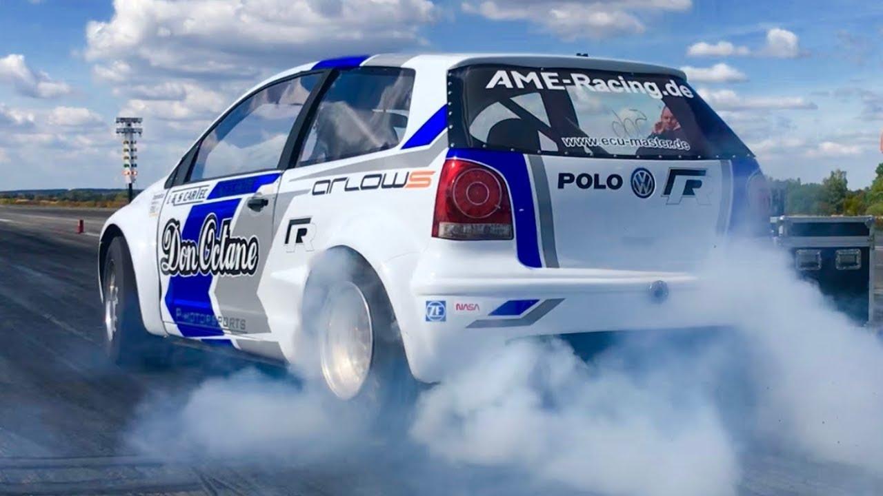 Don Auto World >> Don Octane 7sec 1300 Hp Vw Polo R30 Turbo Ttt Miestenlelut