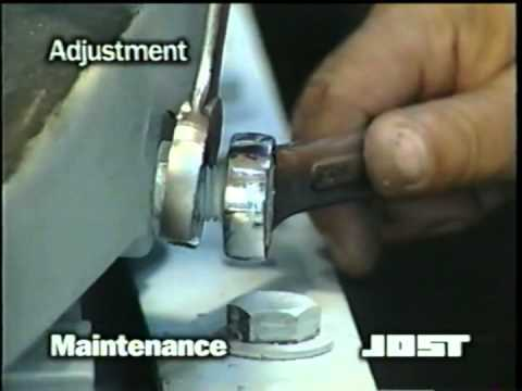 jost maintenance youtube