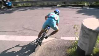 Il Lombardia 2015 - Fabulous descent Vincenzo Nibali Civiglio