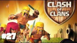 Let's Play Clash of Clans #027 [Deutsch] - Der erste Clankrieg