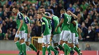 Northern Ireland - San Marino 4-0 Goals & Highlights 08/10/2016
