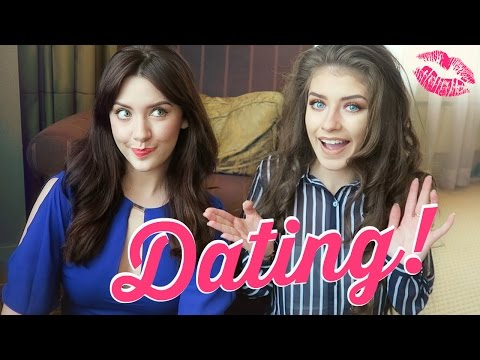 Tinder, Texting & F**kboys? DATING! Teenage VS Twentysomething   Melanie Murphy & Jessie B