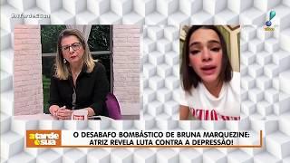 """Bruna Marquezine desabafa sobre distúrbio de imagem: """"Tomava laxante"""""""