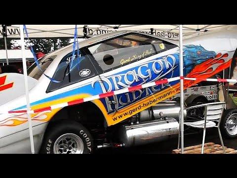 JET-ENGINE Drag Racer/ Mosten Racedays 2014/ Denmark