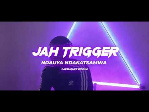 Download jah Trigger conquering prince - ndauya ndakatsamwa- earthquake riddim medley video ptk production