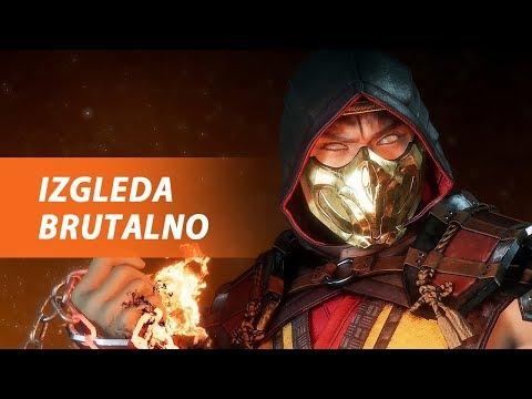 OVO JE BILO BRUTALNO - Mortal Kombat 11