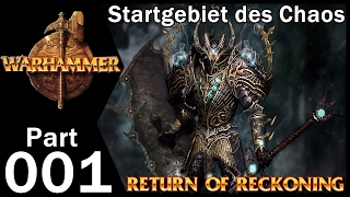 🔴 Warhammer Online Return of Reckoning #001 Startgebiet Chaos | Gameplay German