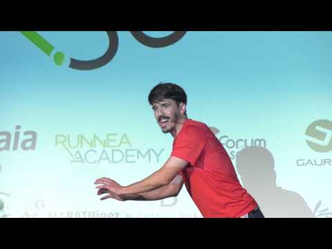 El mejor monólogo sobre runners que hemos visto ? Con Sergio Arrospide