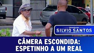 Câmera Escondida: Espetinho a um real