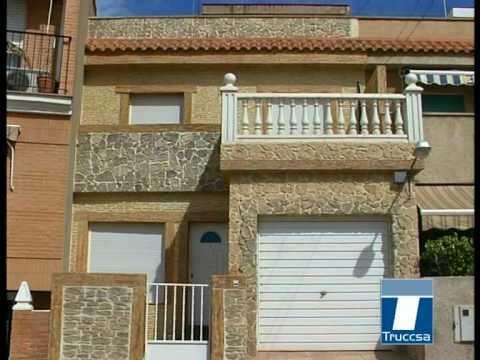 Truccsa revestimientos de fachada frances youtube for Fachadas de casas ultramodernas