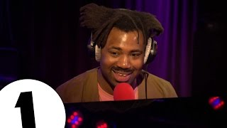 Sampha - Controlla (Drake cover) in the Live Lounge