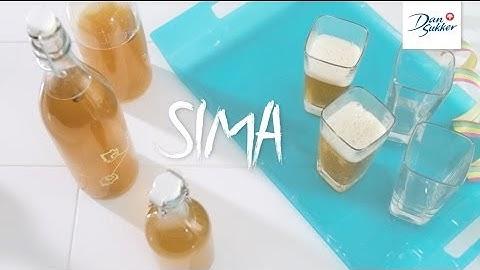 Alkoholillinen Sima
