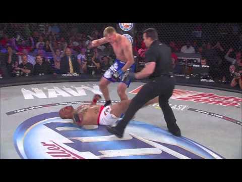 Bellator MMA Moment  Alexander Volkov's Massive Head Kick KO