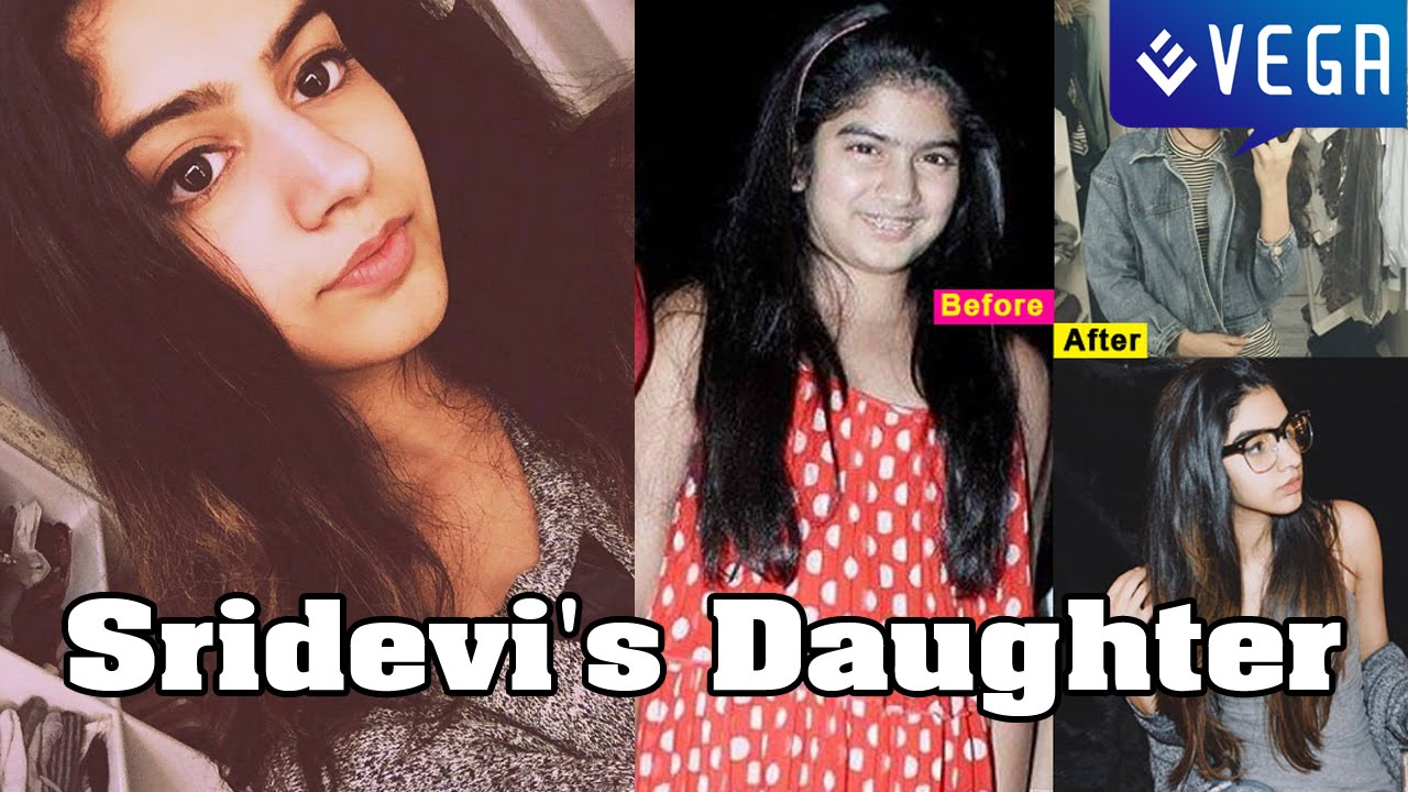 Download Shocking : Transformation of Sridevi's Younger Daughter Kushi Kapoor