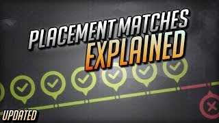 NEW Placement Matches EXPLAINED | Overwatch