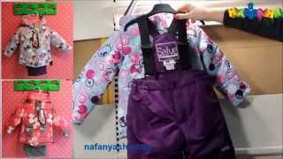 Зимние комплекты Gusti by Salve (Канада) для девочек до минус 30(Зимние комплекты Gustti by Salve (Канада) для девочек до минус 30, в этом видео подробный обзор, описание. Купить..., 2014-12-09T12:31:22.000Z)