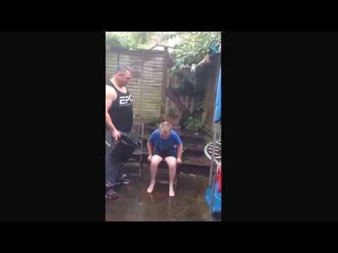 Ben slack ice bucket challenge