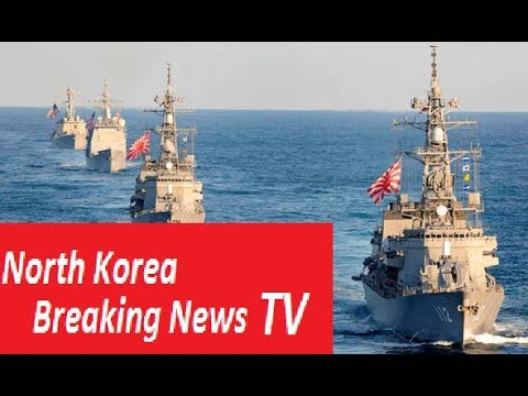 North Korean military prepares for winter drills as 3 US aircraft carriers lurk near...