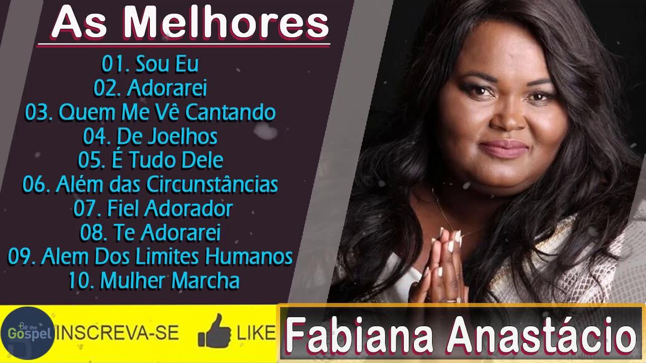 Fabiana Anastácio | Top 10 As Melhores Música Gospel 2020 - Amém muito obrigado Senhor JESUS!