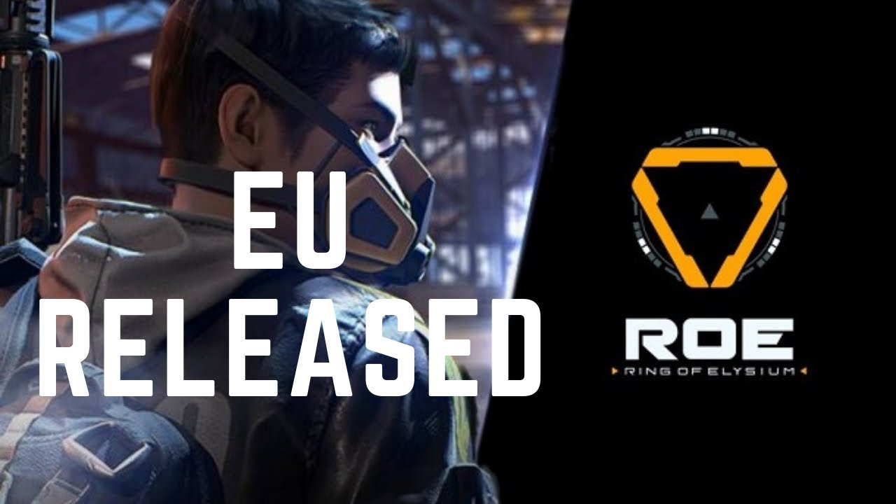 Ring of Elysium - EU Release Today - Battle Royale!!!