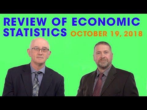 Review of Economic Statistics: October 19, 2018