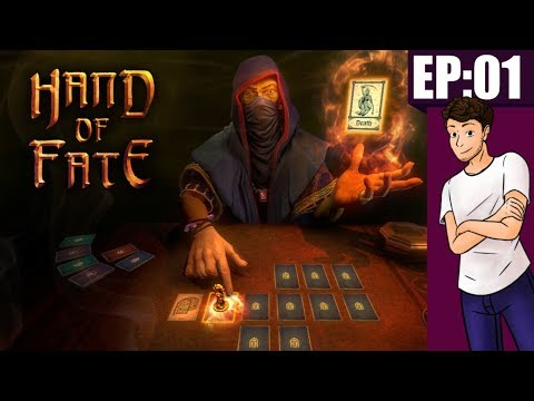 Hand of Fate // e01 // A game of cards and swords