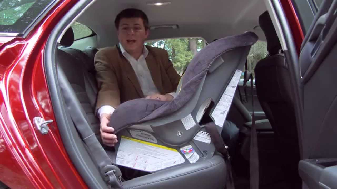 Infant Car Seat Or Convertible 2015 Ford Fusion Child Seat Infant Seat Review In 4k