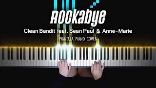 Clean Bandit - Rockabye (feat. Sean Paul & Anne-Marie)   Piano Cover by Pianella Piano