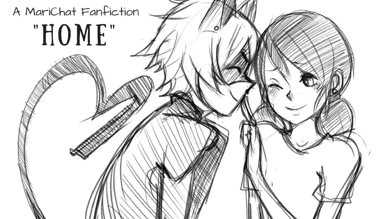 Home - Chapter 14 (MariChat, Accidental embarassment, Slowburn) A Miraculous Ladybug Fanfic/audiofic