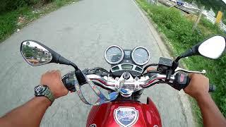 Se sua mão dói andando de moto,veja um dos motivos-Jeferson 108