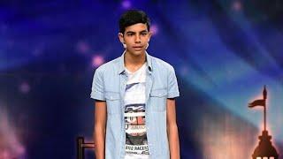 Yunus Karaca'nın Yarı Final Performansı Yetenek Sizsiniz Türkiye (Komedi Stand Up)