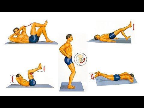 гимнастика для улучшения потенции у мужчин