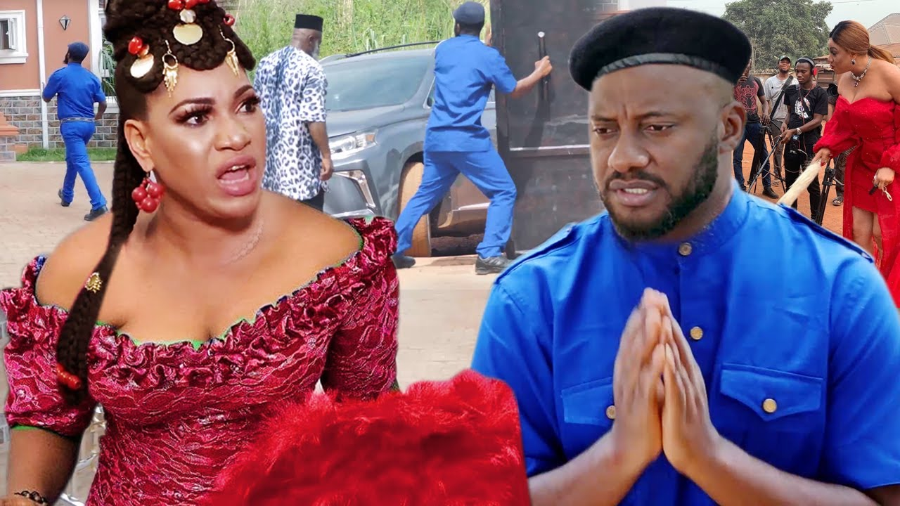 Download The Palace Gatekeeper & The Arrogant Princess Complete Season-Yul Edochie/Queeneth 2020 Movie