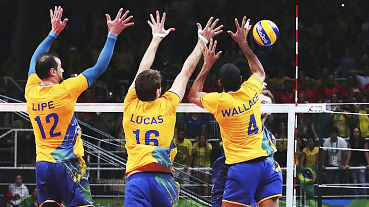 Top 20 Attack On A Triple Block Best Volleyball Spike Hd Youtube