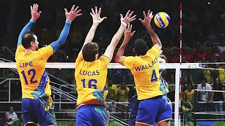 TOP 20  Attack on a Triple Block | Best Volleyball Spike (HD)
