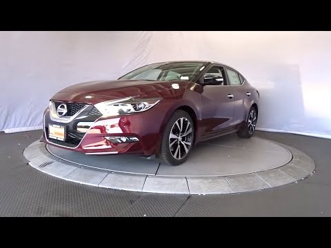 2017 Nissan Maxima Costa Mesa, Huntington Beach, Irvine, San Clamente, Anaheim, CA MX72151