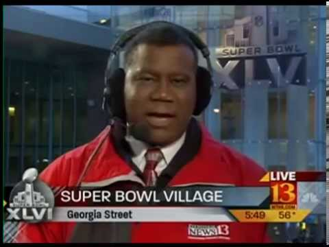 Super Bowl Edition Newscast Technical Director