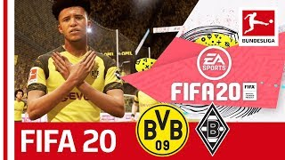 FIFA 20 Showdown - Sancho & Bruun Larsen vs. Kramer & Neuhaus