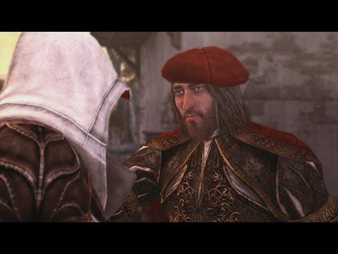 Assassin's Creed: Brotherhood - Leonardo da Vinci and Salaì