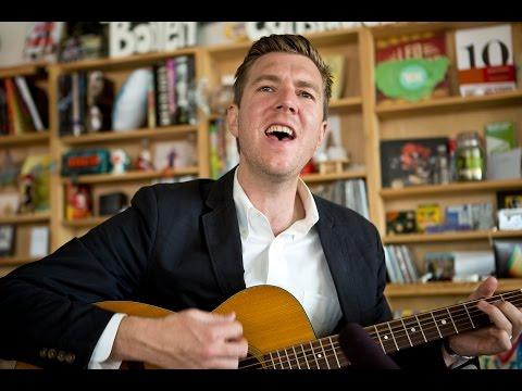 Hamilton Leithauser: NPR Music Tiny Desk Concert